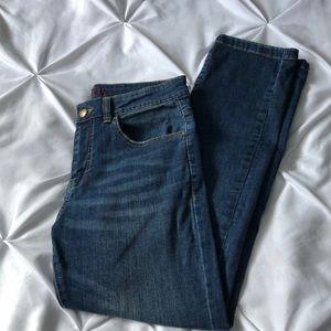 Harlow Straight Leg Jeans